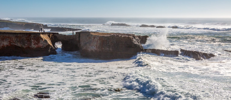 Coastal photo tour